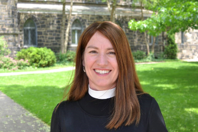 The Rev. Canon Dr. Andrea Millard
